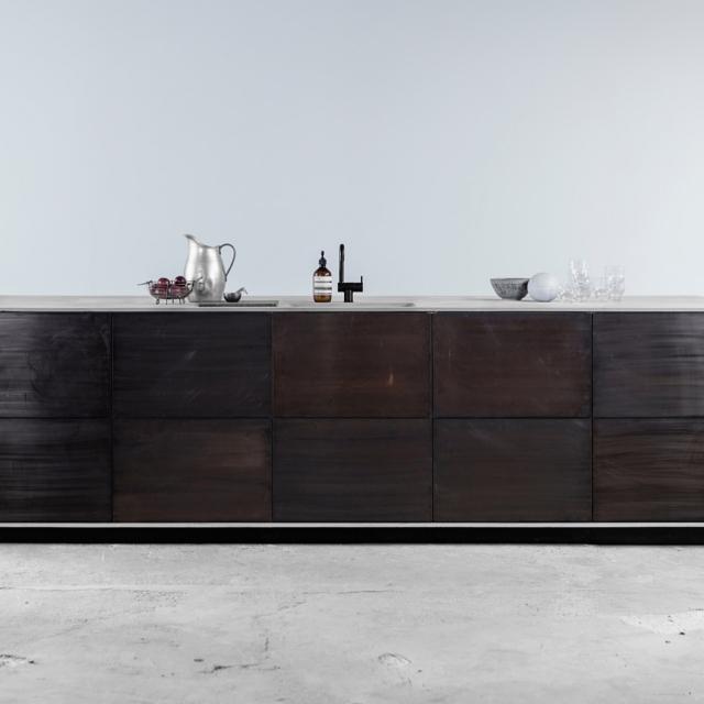 betonbordplade til køkken