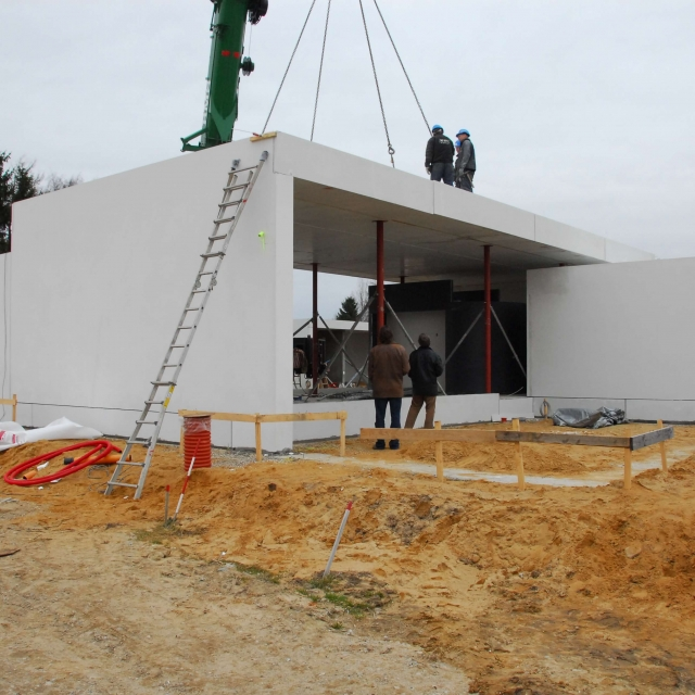 facadeelement i beton