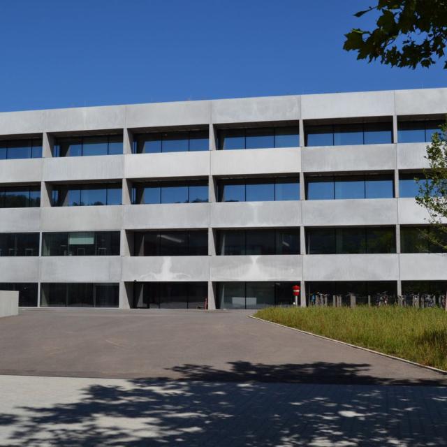 facadeplade, Universität Tübingen, facadepanel